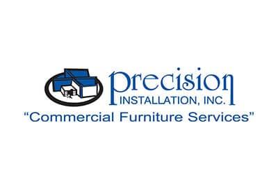 Precision Installation, INC. Logo